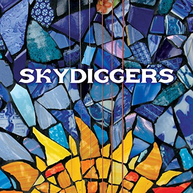 Skydiggers WARMTH OF THE SUN CD