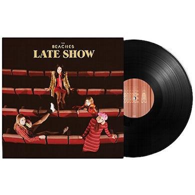 Beaches  LATE SHOW Vinyl Record