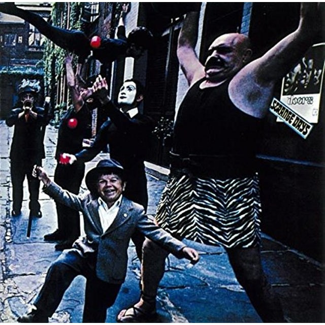 The Doors STRANGE DAYS: 50TH ANNIVERSARY EXPANDED EDITION CD