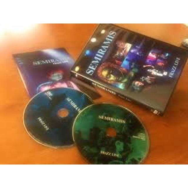 Semiramis FRAZZ LIVE CD