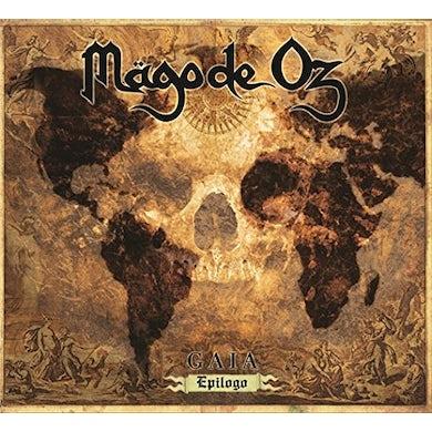Mago De Oz EPILOGO Vinyl Record