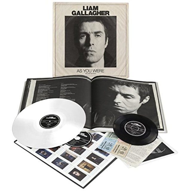 Liam Gallagher AS YOU WERE Vinyl Record