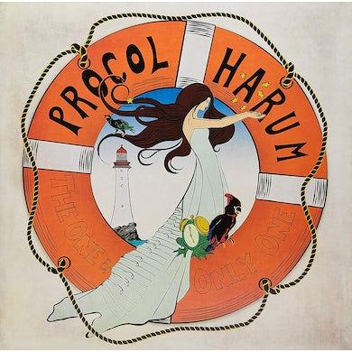 Procol Harum ONE & ONLY ONE Vinyl Record