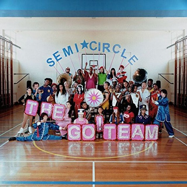 Go Team SEMICIRCLE CD