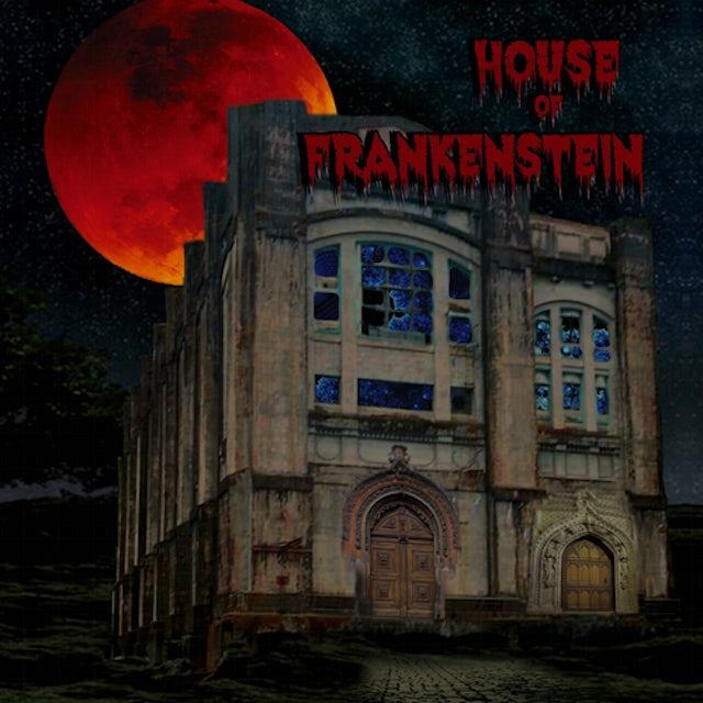 House Of Frankenstein CD