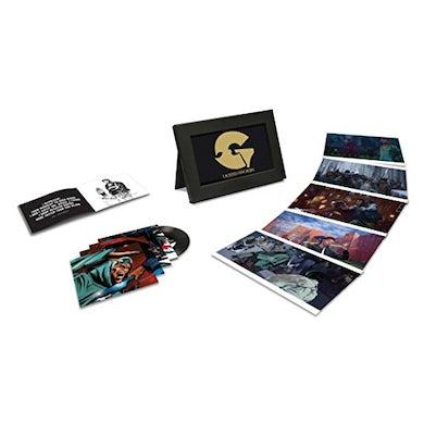 Gza LIQUID SWORDS: THE SINGLES COLLECTION Vinyl Record