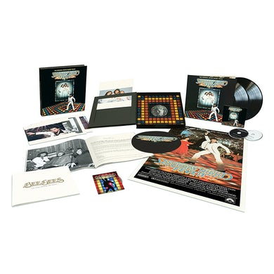 Saturday Night Fever 40th Anniversary Super Deluxe Edition Boxset CD