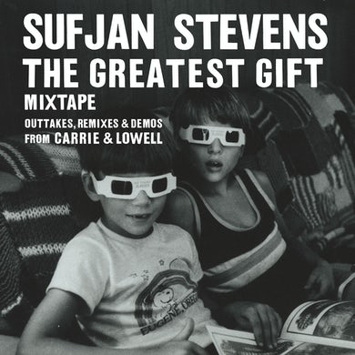 Sujjan Stevens GREATEST GIFT (TRANSLUCENT YELLOW VINYL) Vinyl Record