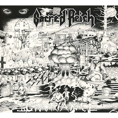 Sacred Reich IGNORANCE - 30TH ANNIV CD
