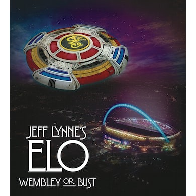 ELO (Electric Light Orchestra): WEMBLEY OR BUST CD