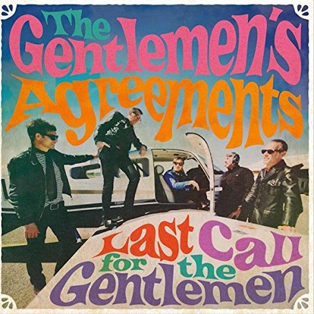 Gentlemen'S Agreements LAST CALL FOR THE GENTLEMEN CD