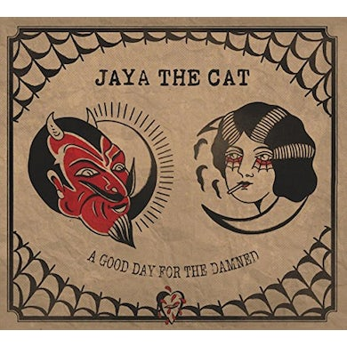 Jaya The Cat GOOD DAY FOR THE DAMNED CD