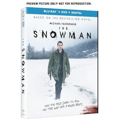 SNOWMAN Blu-ray