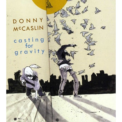 Donny McCaslin CASTING FOR GRAVITY CD