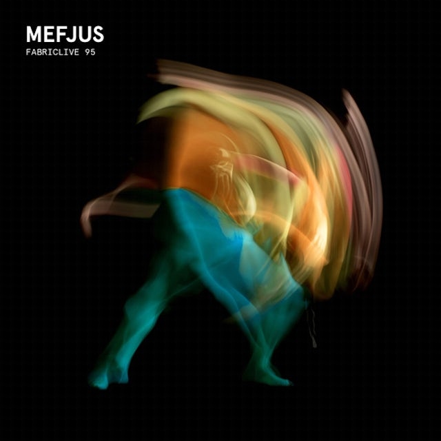 Mefjus FABRICLIVE 95 CD
