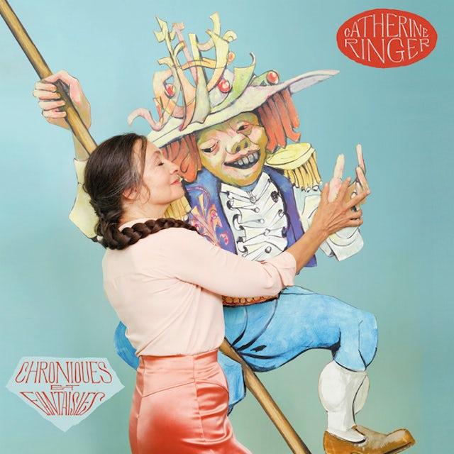 Catherine Ringer CHRONIQUES ET FANTAISIES Vinyl Record