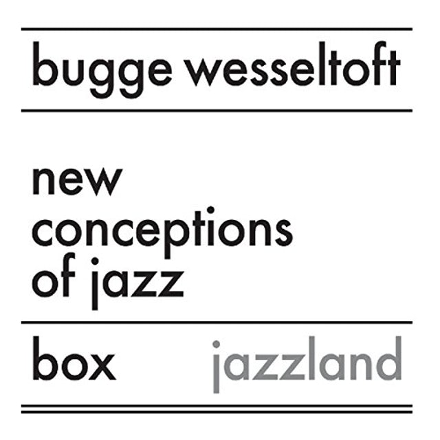 Bugge Wesseltoft NEW CONCEPTION OF JAZZ DELUXE CD