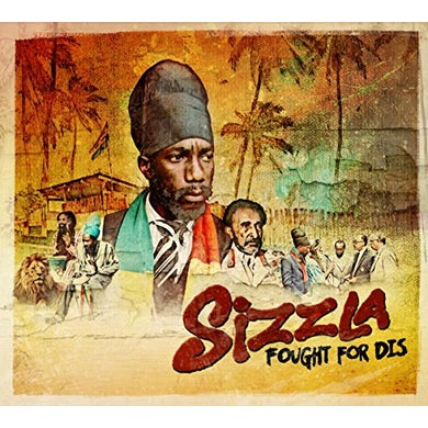 Sizzla FOUGHT FOR DIS CD
