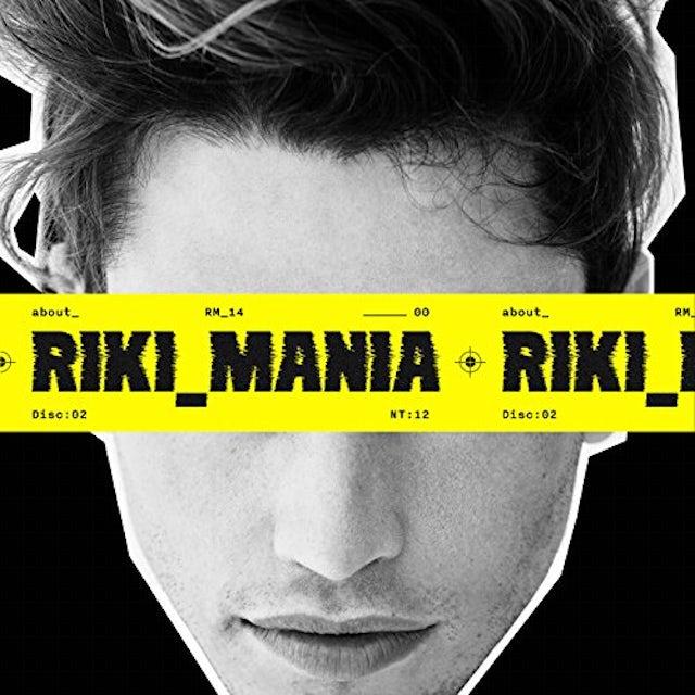 Riki MANIA CD