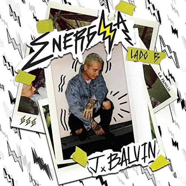 J Balvin ENERGIA LADO B CD