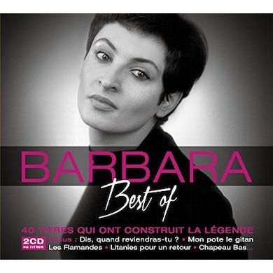 BARBARA BEST OF CD