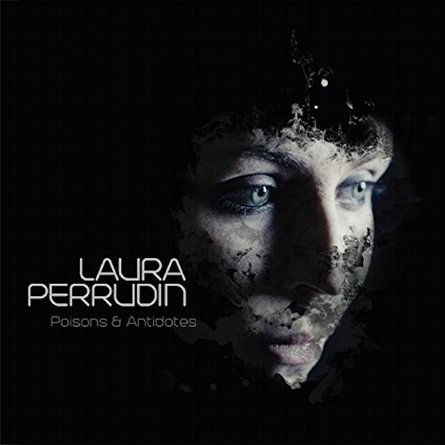 Laura Perrudin POISON & ANTIDOTES CD