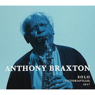 Anthony Braxton SOLO 2017 CD