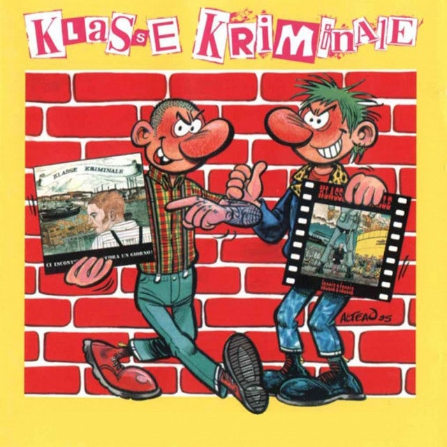 Klasse Kriminale CI INCONTREREMO ANCORA UN GIORNO Vinyl Record