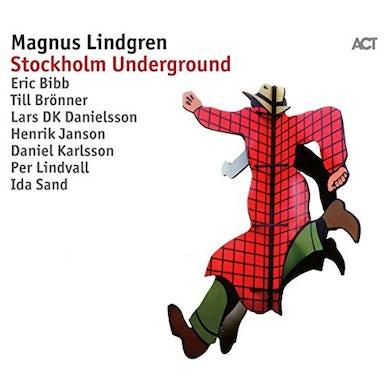 STOCKHOLM UNDERGROUND / VARIOUS CD