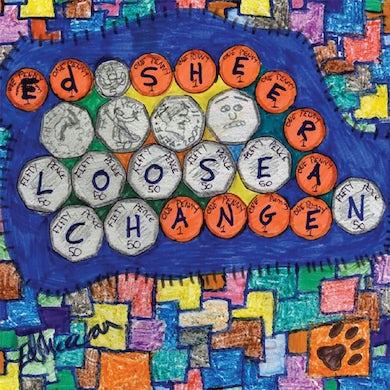 Ed Sheeran LOOSE CHANGE Vinyl Record
