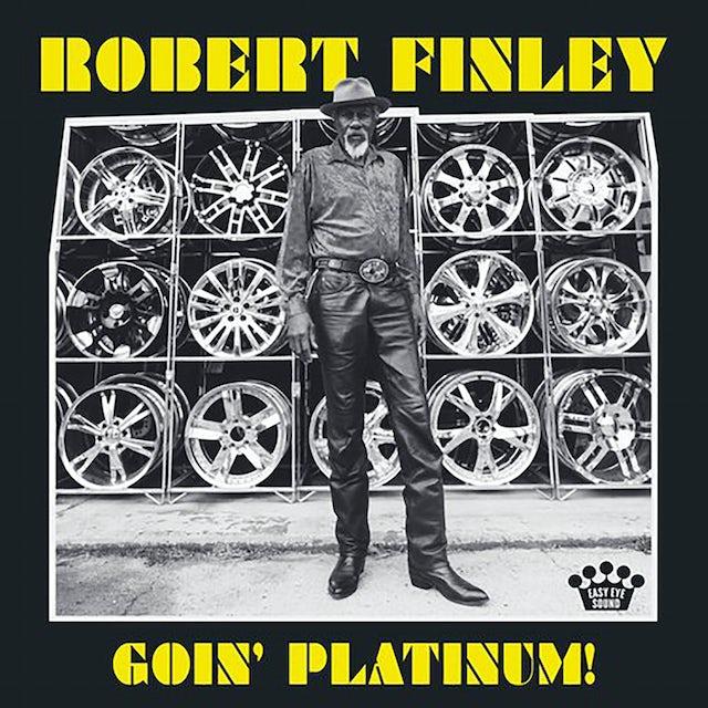 Robert Finley GOIN' PLATINUM CD