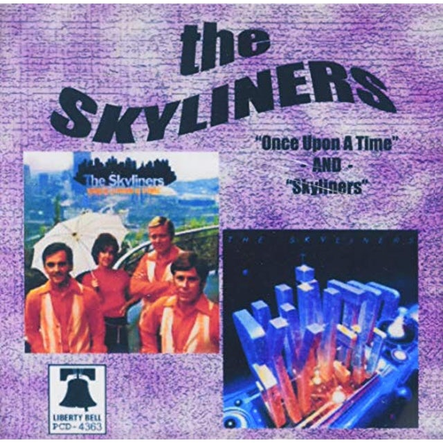 Skyliners ONCE UPON A TIME CD