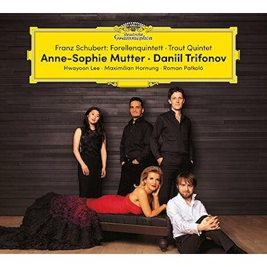 Schubert / Mutter / Trifonov / Lee / Hornung / Pat FORELLENQUINTETT - TROUT QUINTET Vinyl Record