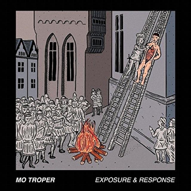 Mo Troper EXPOSURE & RESPONSE CD