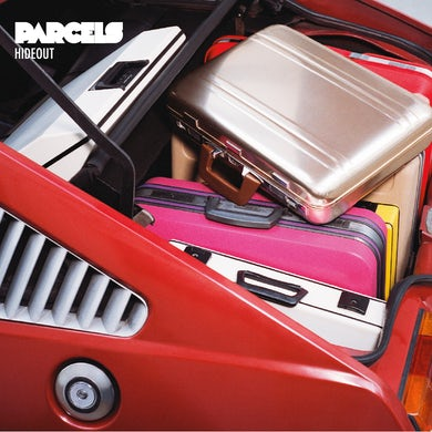 Parcels HIDEOUT Vinyl Record