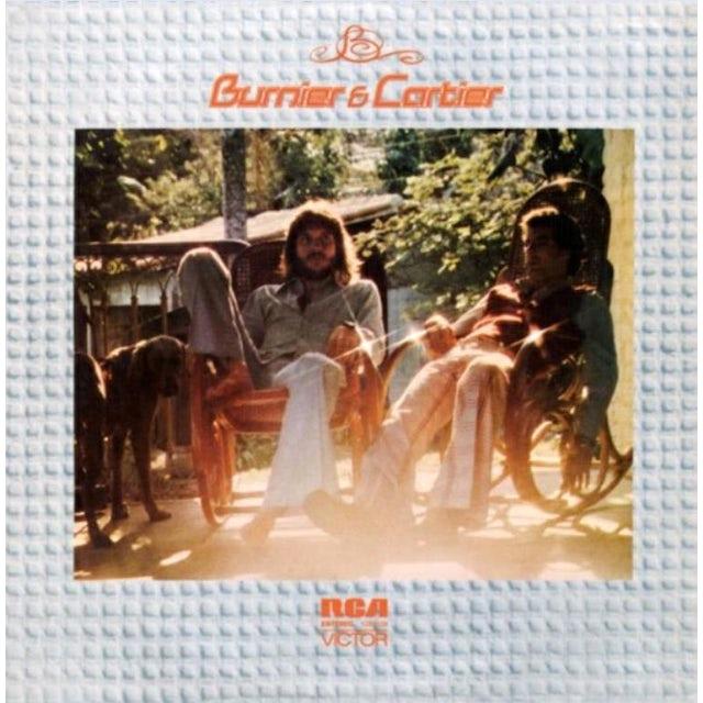 Burnier & Cartier Vinyl Record