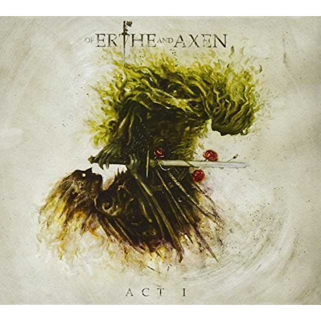 Xanthochroid OF ERTHE & AXEN: ACT I CD