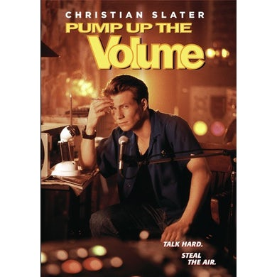 PUMP UP THE VOLUME DVD
