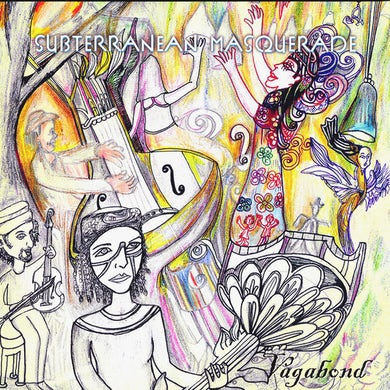 VAGABOND (WHITE VINYL) Vinyl Record