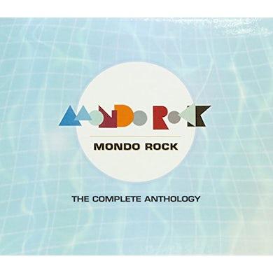 Mondo Rock COMPLETE ANTHOLOGY CD