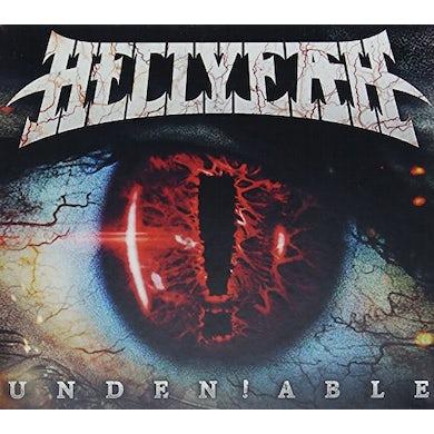 Hellyeah UNDENIABLE CD