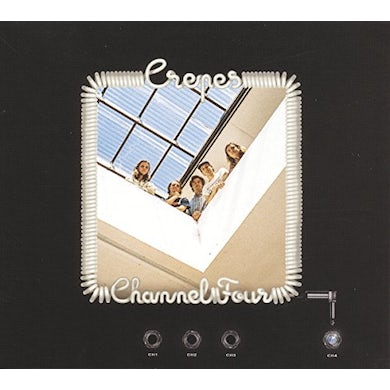 Crepes CHANNEL FOUR Vinyl Record