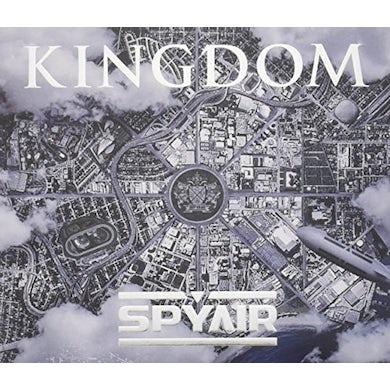 SPYAIR KINGDOM CD