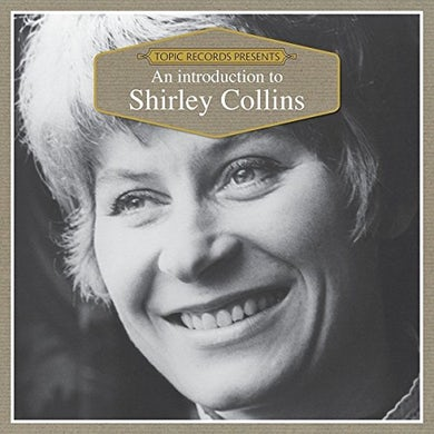 Shirley Collins AN INTRODUCTION TO Vinyl Record