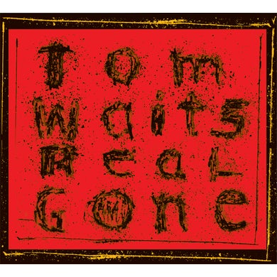 Tom Waits REAL GONE (REMIXED AND REMASTERED) Vinyl Record