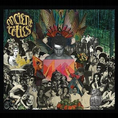Ancient Cities Vinyl Record