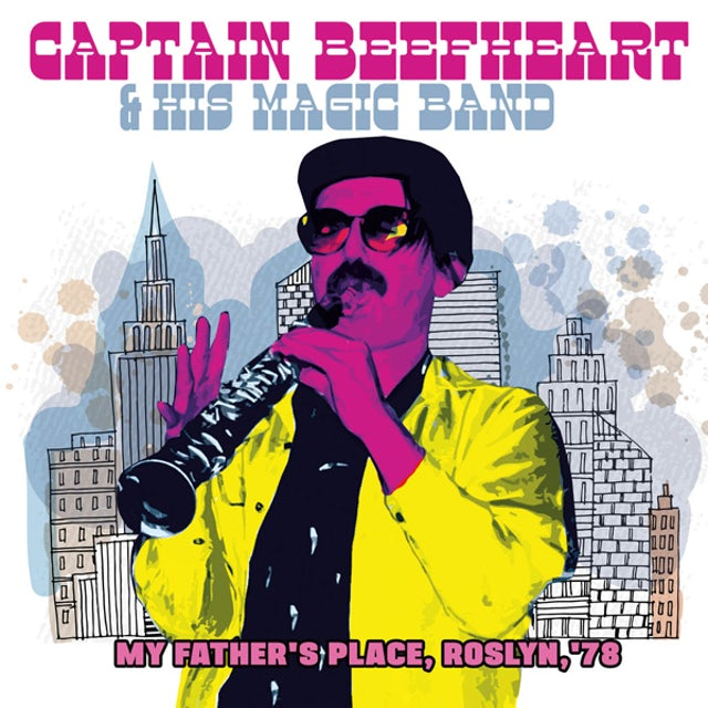 Captain Beefheart & His Magic Band MY FATHER'S PLACE / ROSLYN / 78 CD
