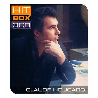 Claude Nougaro HIT BOX CD