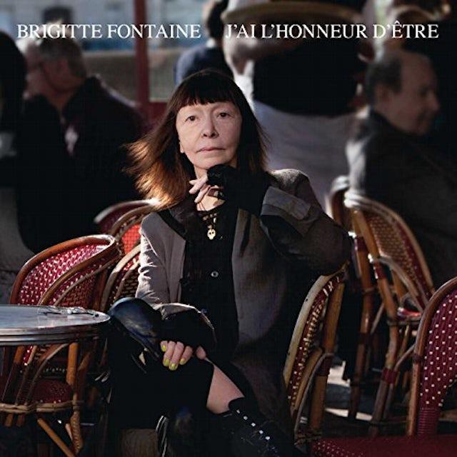 Brigitte Fontaine JAI LHONNEUR DETRE CD