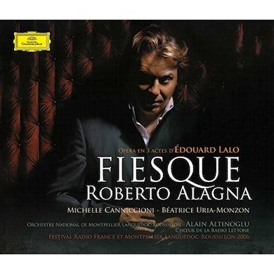 Roberto Alagna FIESQUE CD